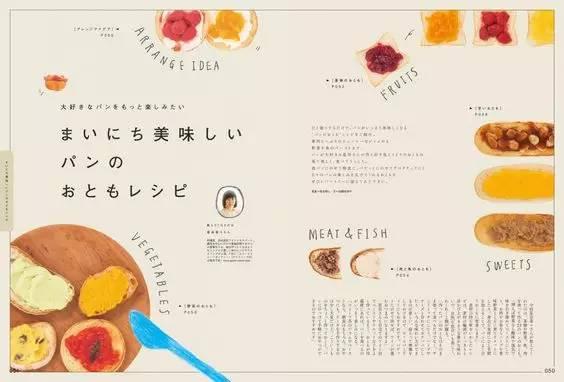 烘焙面包甜品类海报设计参考 资讯 未命名  第12张