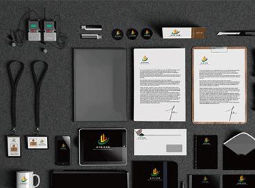 海州投资开发品牌视觉VI设计,集团公司VI设计,金弦VI设计