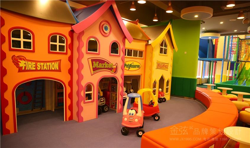 趣动Playcube儿童探险城品牌策划,昆明金弦品牌策划  未命名  第6张
