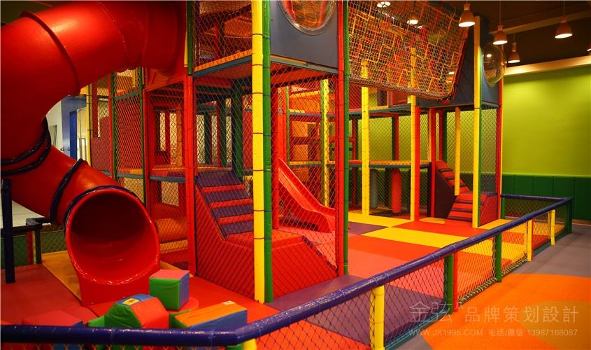 趣动Playcube儿童探险城品牌策划,昆明金弦品牌策划  未命名  第5张