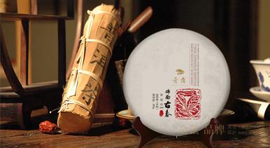 景裔古树茶包装设计-昆明茶叶包装设计-金弦昆明茶叶包装设计