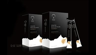 巅峰机蜜蜂蜜旅行装包装设计-昆明金弦包装设计