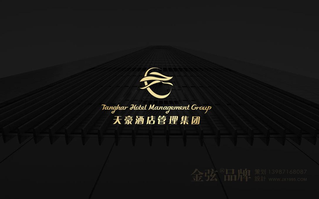 昆明酒店VI设计案例天豪集团 酒店vi设计 logo设计 vi设计  第3张