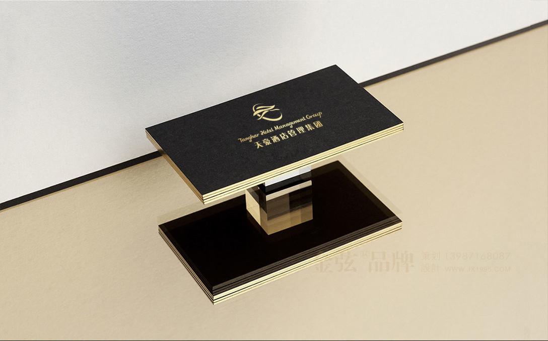 昆明酒店VI设计案例天豪集团 酒店vi设计 logo设计 vi设计  第6张