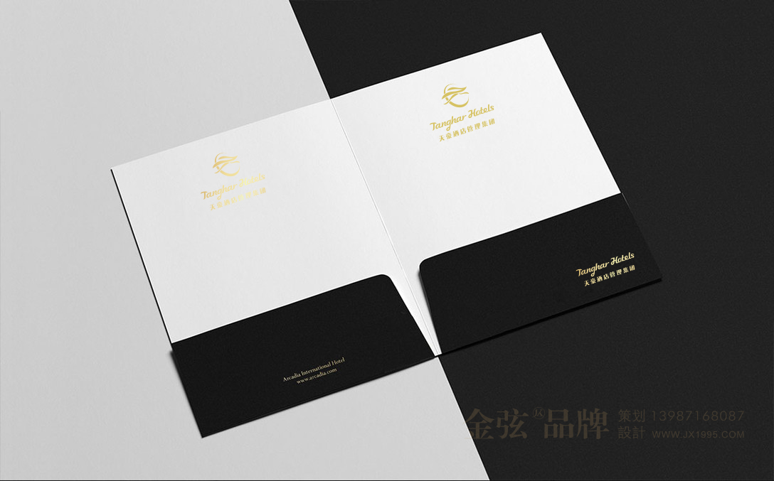 昆明酒店VI设计案例天豪集团 酒店vi设计 logo设计 vi设计  第7张