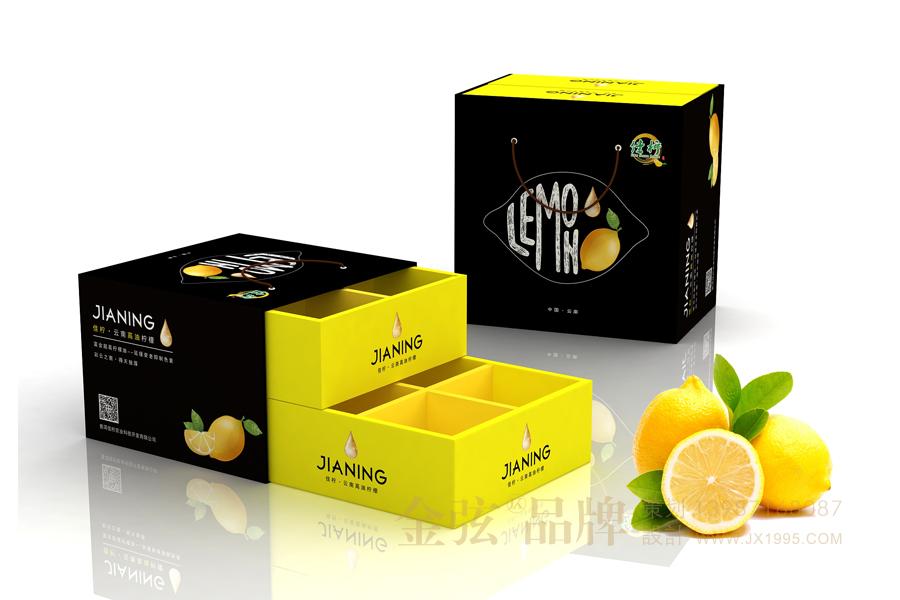 水果包装设计 昆明金弦水果包装案例 包装设计 未命名  第1张