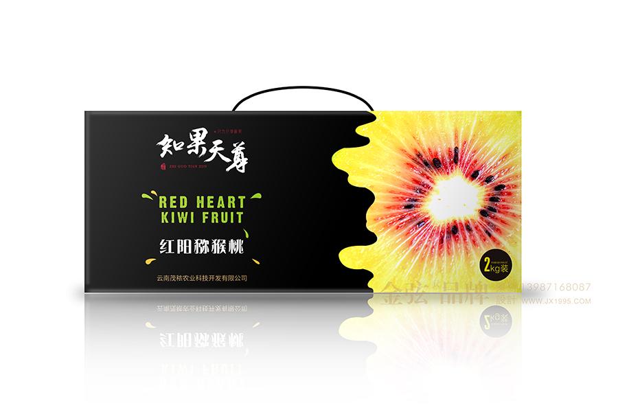 水果包装设计 昆明金弦水果包装案例 包装设计 未命名  第4张
