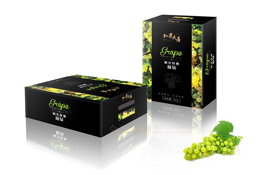 水果包装设计 昆明金弦水果包装案例 包装设计 未命名  第9张