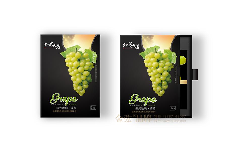 水果包装设计 昆明金弦水果包装案例 包装设计 未命名  第8张
