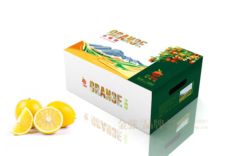 水果包装设计 昆明金弦水果包装案例 包装设计 未命名  第10张