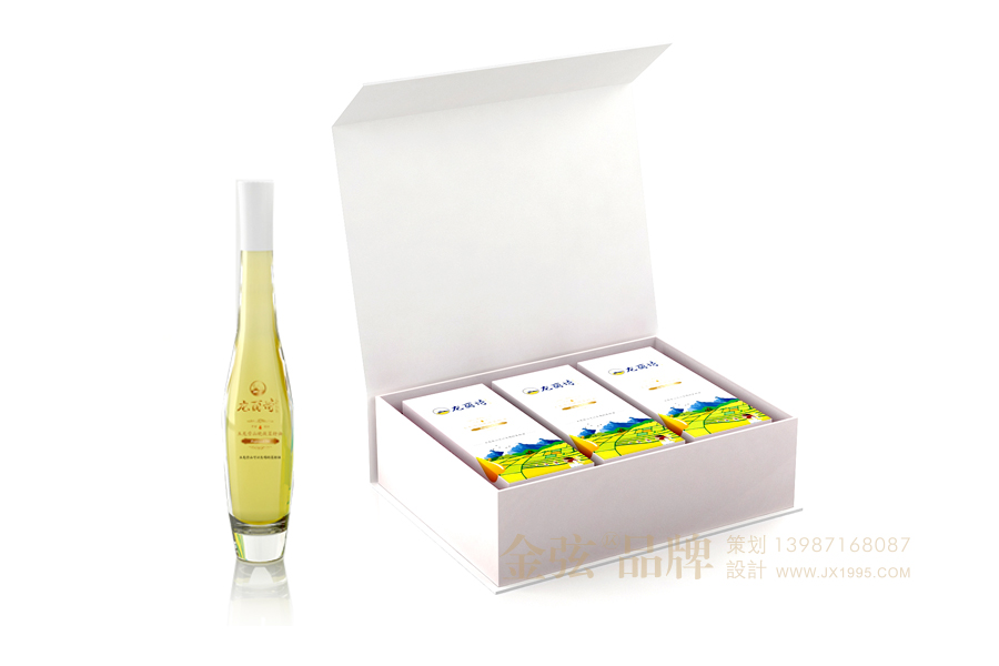 昆明菜籽油包装设计 金弦案例龙丽诗 包装设计 未命名  第4张