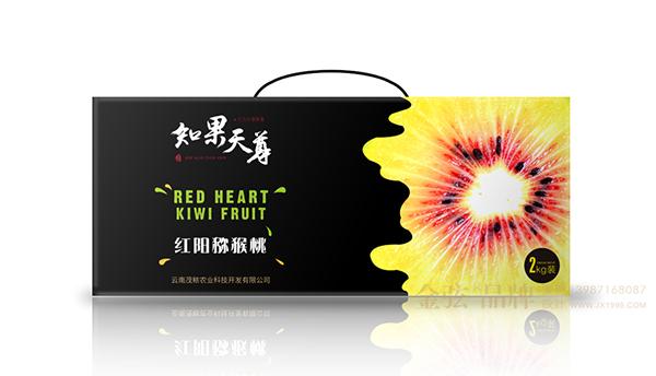 云南昆明水果包装设计