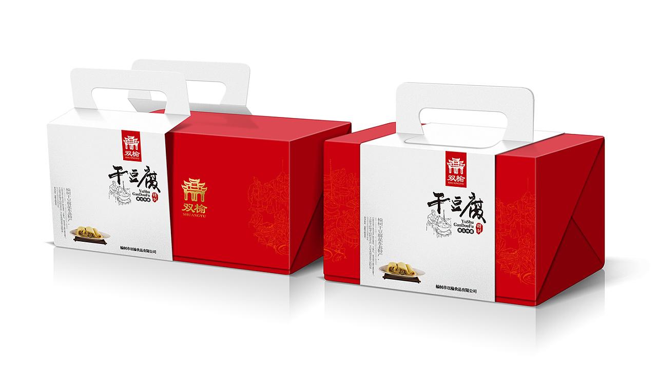 金弦豆腐礼盒设计  客户资料  第7张