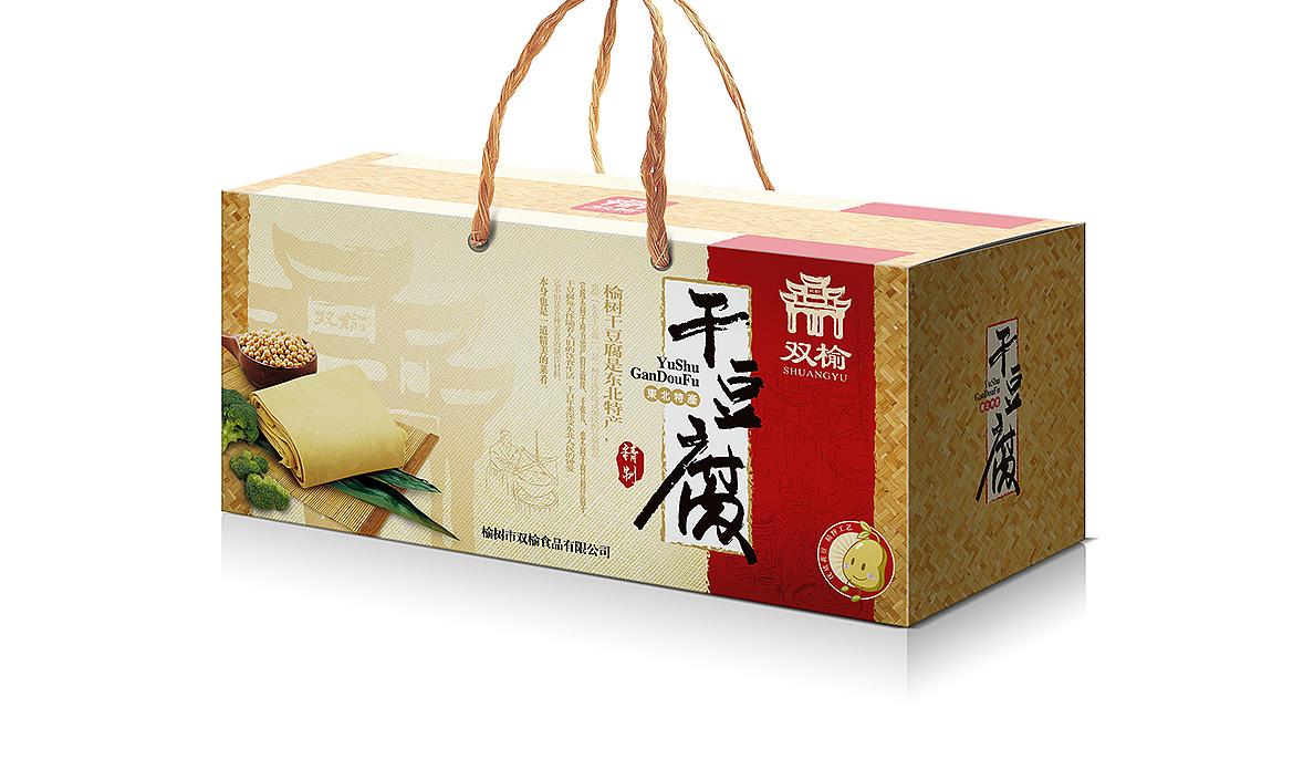 金弦豆腐礼盒设计  客户资料  第5张