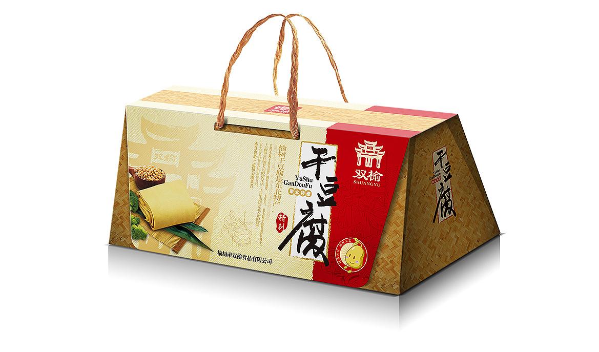 金弦豆腐礼盒设计  客户资料  第4张