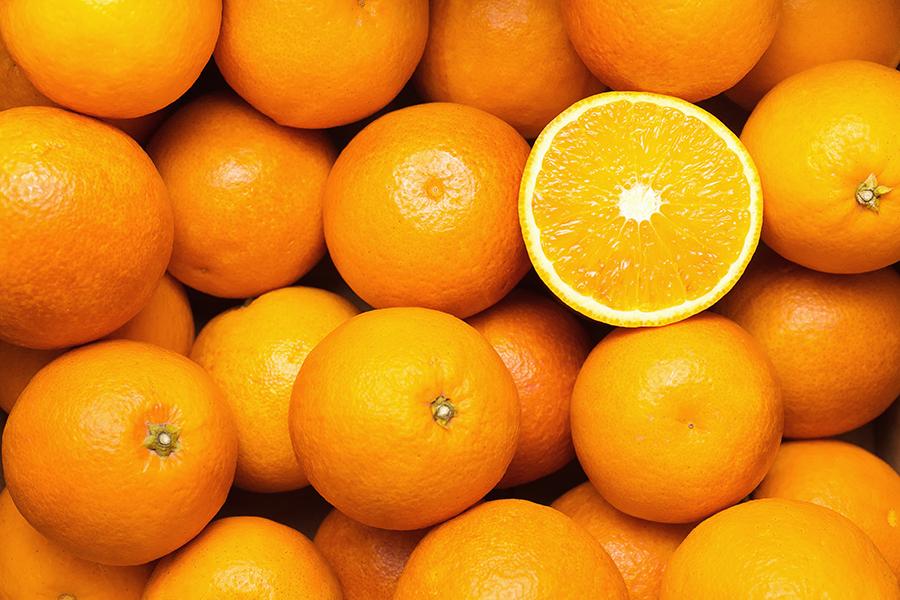 那实橙冰糖橙包装设计 昆明特产包装设计 水果包装设计 包装设计  第1张