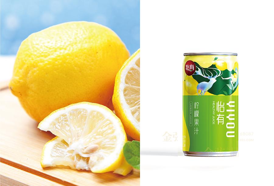 昆明饮料包装设计 金弦果汁包装设计案例怡有果汁 饮料包装设计 饮料logo设计 饮料电商设计 包装设计  第3张