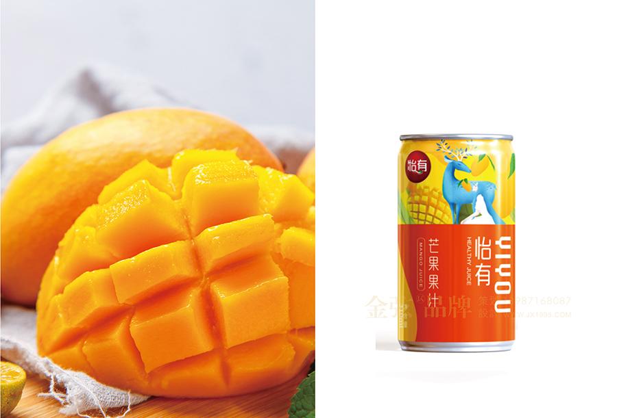 昆明饮料包装设计 金弦果汁包装设计案例怡有果汁 包装设计 食品包装设计  第6张