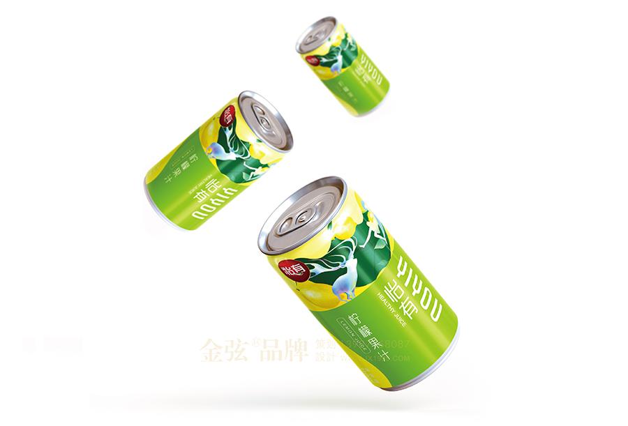 昆明饮料包装设计 金弦果汁包装设计案例怡有果汁 饮料包装设计 饮料logo设计 饮料电商设计 包装设计  第2张