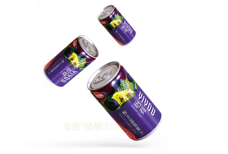 昆明饮料包装设计 金弦果汁包装设计案例怡有果汁 饮料包装设计 饮料logo设计 饮料电商设计 包装设计  第8张