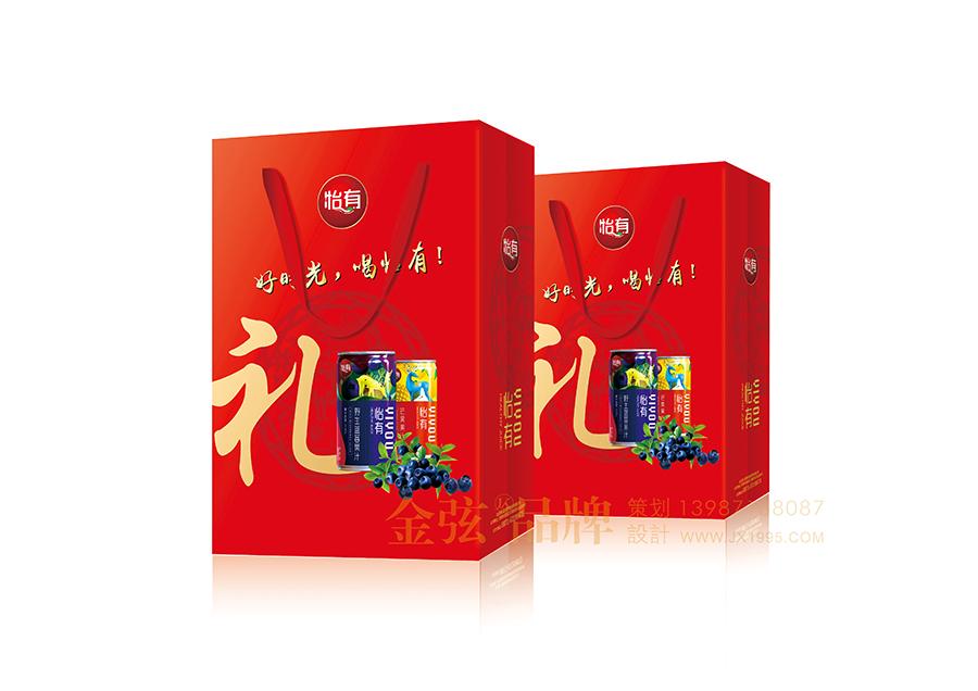 昆明饮料包装设计 金弦果汁包装设计案例怡有果汁 包装设计 食品包装设计  第10张