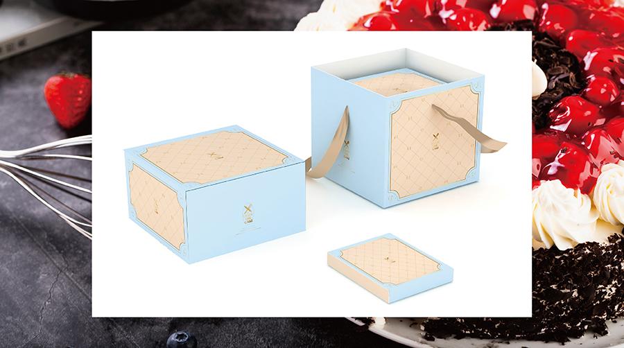 烘焙蛋糕包装设计 烘焙包装设计 烘焙logo设计 烘焙电商设计 包装设计  第6张