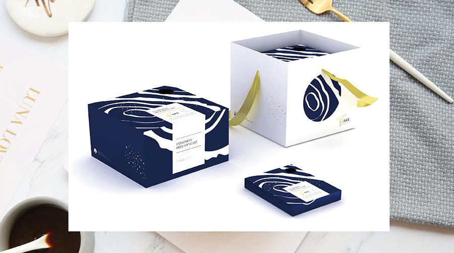 烘焙蛋糕包装设计 烘焙包装设计 烘焙logo设计 烘焙电商设计 包装设计  第5张