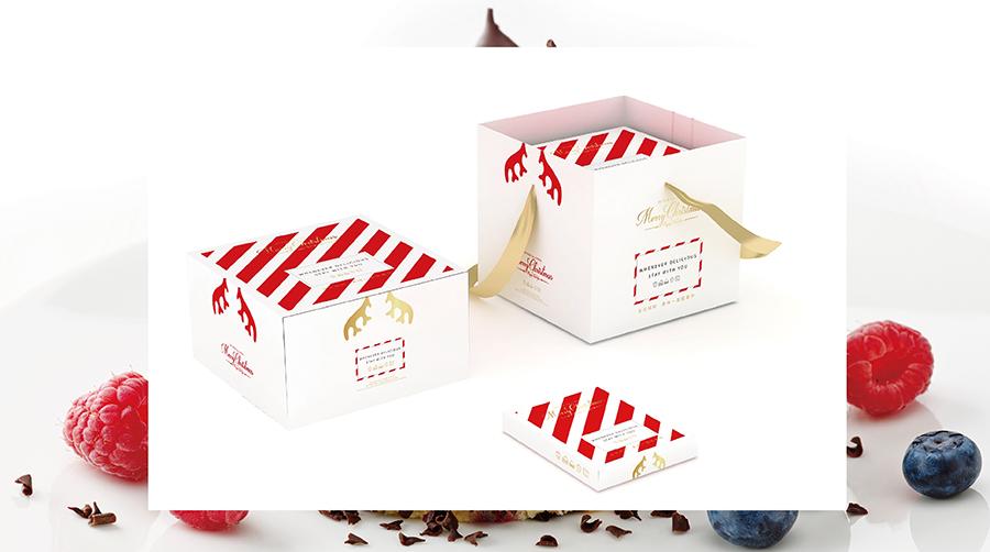烘焙蛋糕包装设计 烘焙包装设计 烘焙logo设计 烘焙电商设计 包装设计  第9张