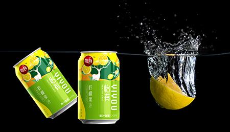 怡有果汁饮料包装设计