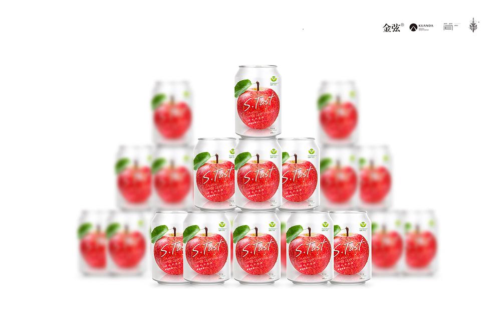 雨恒苹果醋饮料包装设计 包装设计 饮品设计 包装设计  第6张