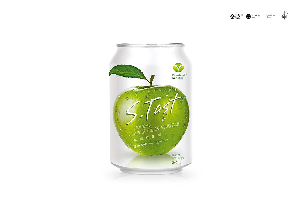 雨恒苹果醋饮料包装设计 包装设计 饮品设计 包装设计  第4张