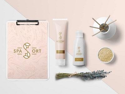 sp药品化妆品vi设计