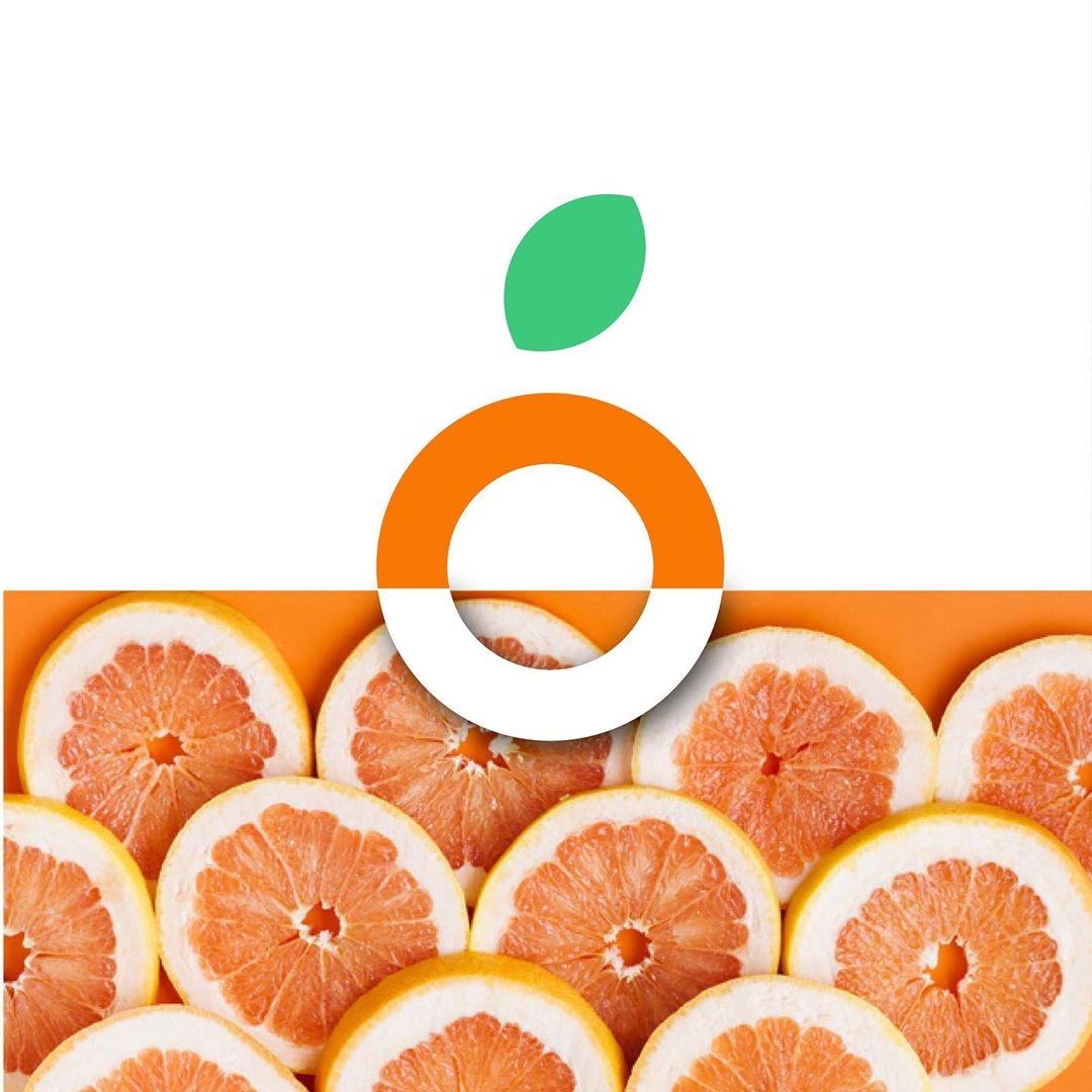 云南玉溪浮橙vi设计 水果vi设计 云南昆明水果vi设计 logo设计 vi设计  第1张