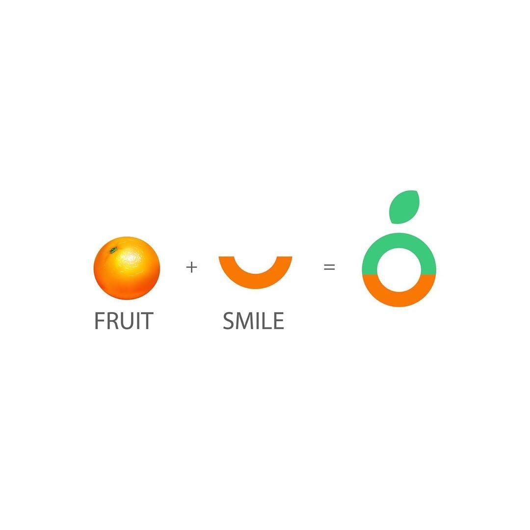 云南玉溪浮橙vi设计 水果vi设计 云南昆明水果vi设计 logo设计 vi设计  第2张