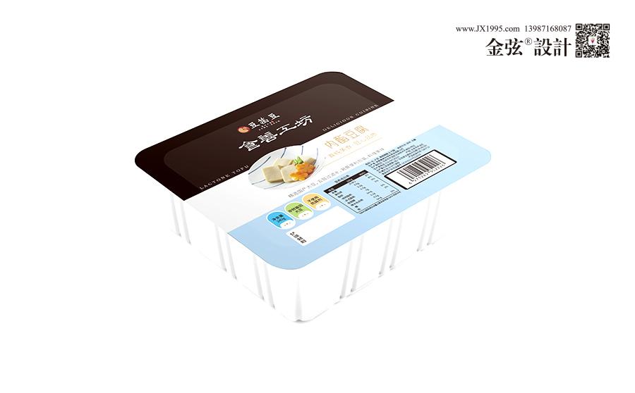 云南昆明豆腐食品包装设计 食品包装设计 食品logo设计 食品电商设计 昆明特产包装设计 包装设计  第3张