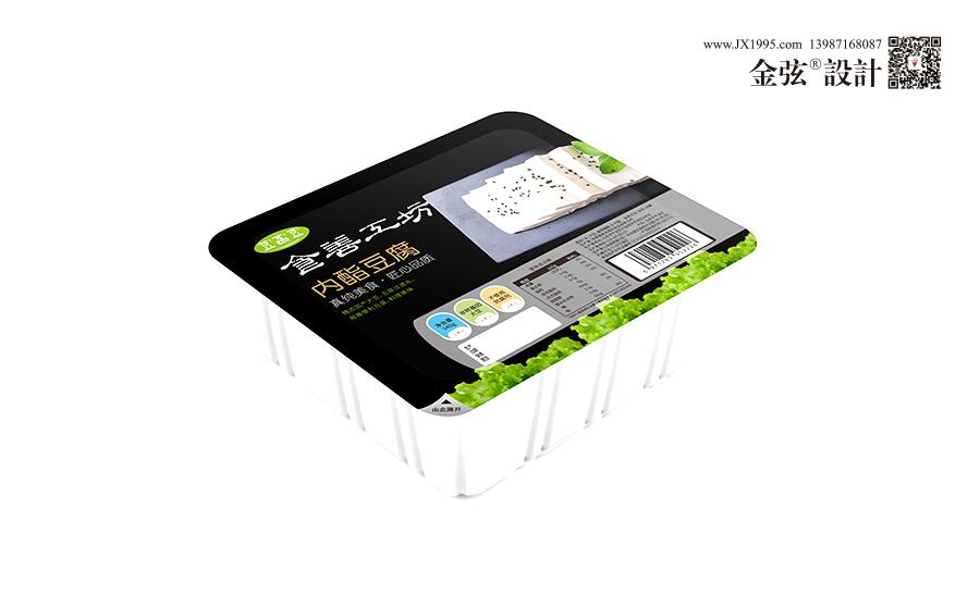 云南昆明豆腐食品包装设计 食品包装设计 食品logo设计 食品电商设计 昆明特产包装设计 包装设计  第1张